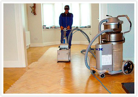 dustless refinishing services
